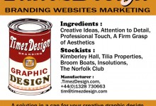Website Design, Kings Lynn and Norfolk