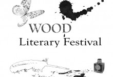 Wood Literary Festival - Graphic design for a poster