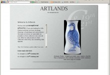 Artlands Ltd, Website Design, Kings Lynn and Norfolk