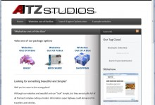 ATZ Studios, Website Design Kings Lynn and Norfolk, Logo, Brochure, Letterheads, Business cards