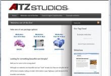 ATZ Studios, Website Design, Norfolk and Kings Lynn
