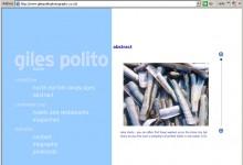 Giles Polito, Website Design, Norfolk and Kings Lynn