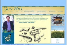 Gun Hill, Website Design, Kings Lynn and Norfolk