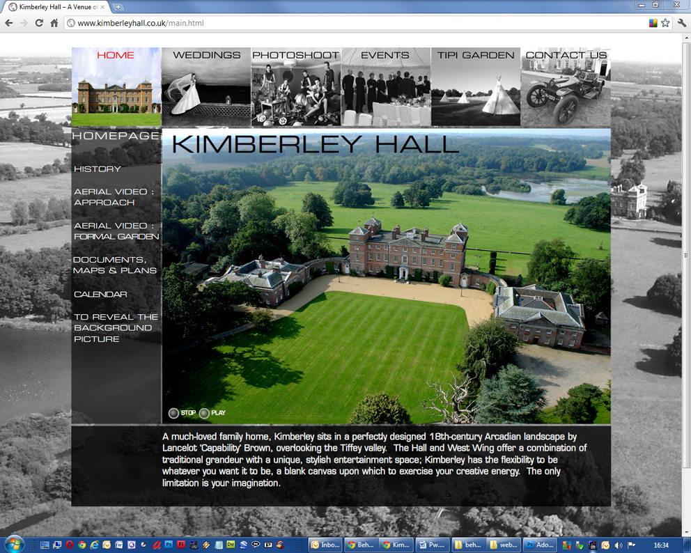 Kimberley Hall - Website Design, Branding, Graphic Design, Website Design, Norfolk and Kings Lynn