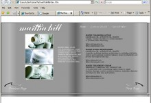 Martha Hill Concept, Website Design, Norfolk and Kings Lynn