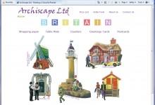 Archiscape, now SatinDrew Ltd - Website Design, Norfolk and Kings Lynn